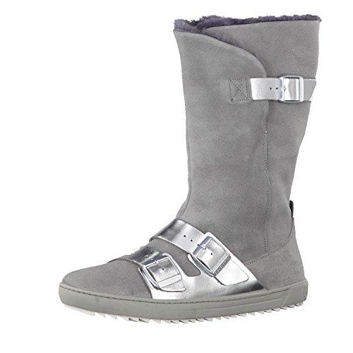 BIRKENSTOCK Damen Boots Danbury Silver 37