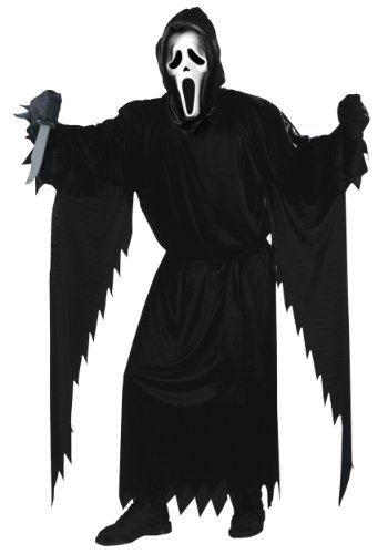 Fun World Costume de Ghostface® - Scream® Taille : XL