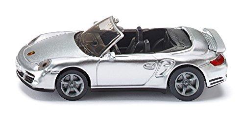 Siku 1337 - Porsche 911 Turbo Cabrio (farblich sortiert)