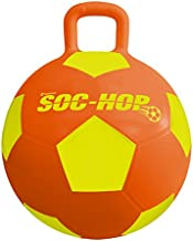Hedstrom 55-9535 Soc Hop (Soccer Ball Hopper), Orange/Yellow, 15 Inch