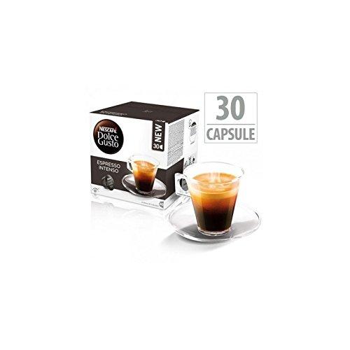 Cápsulas Cápsulas Nescafe 'Dolce Gusto Caffe' Espresso Intenso Magnum originales