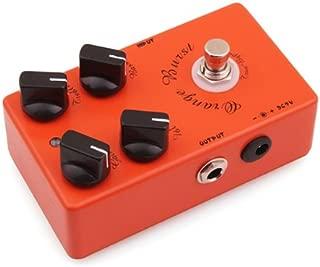Caline CP-18 Overdrive Guitar Effect Pedal Orange
