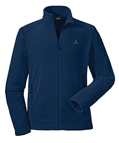Schöffel Damen Fleece Jacket Cincinnati1 Jacke, Dress Blues, 52