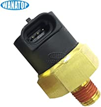 detroit 60 series oil pressure sensor