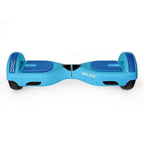 Nilox Doc Self Balance Scooter Eléctrico con Certificación ul 2272, Azul