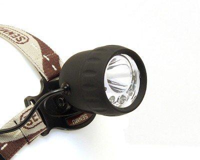 JewelryVolt Weiita Compact Military Cree LED Sport Flashlight Head Gear