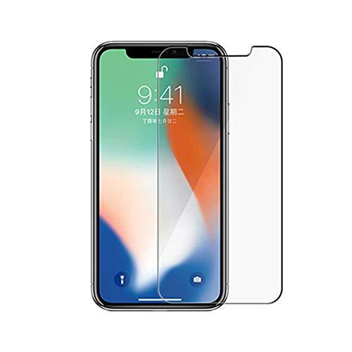Goodtimes28 Protection écran , 2.5d 9H Film de Protection d'écran en Verre trempé Premium pour iPhone X XS Max XR for iPhone XR