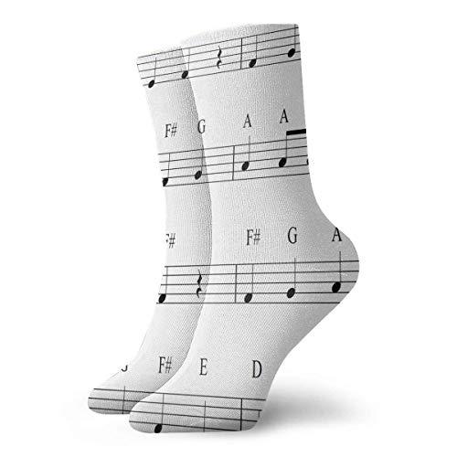 BEDKKJY Crew Socks Music Search Engine Vintage Herren Short Boot Stocking Geschenk Socke Clearance für Teens