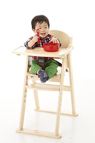 KATOJI(カトージ)『木製ハイチェアCENA(セナ)』