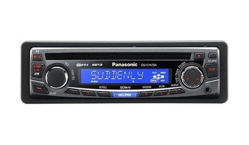 Panasonic CQ-C 1475 N MP3-CD-Tuner