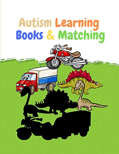 Autism Learning Books & Matching: Childrens Books Ages 1-3 Sale , Coloring Books For Toddlers
