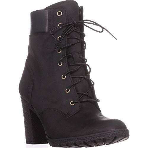 Timberland Boots 6in Glancy - C8432a, Stivali Donna, Nero (Nero), 41