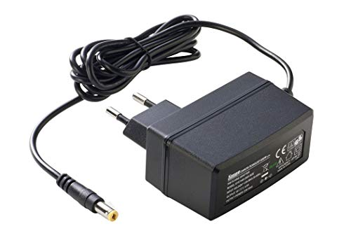 PremiumCord Universal Netzteil 230V/ 5V/ 3A DC, Netzadapter AC/DC, Stromadapter und Stromkabel für Router und weitere 5V-Geräte, Ausgangsstecker 5, 5mm/ 2, 1mm