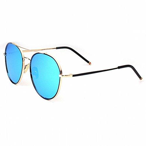 YL Outdoor Anti - Ultraviolett Sonnenbrille Metall Feine Beine Spiegel Laufen Flüsse und Seen Gl?ser Augen Sonnenbrillen,EIN,Erwachsene