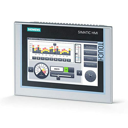 Siemens 6AV2124-0GC01-0AX0 Simatic HMI Touch Panel