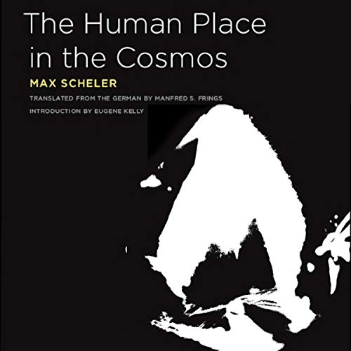 The Human Place in the Cosmos audiobook cover art