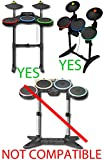 Guitar Hero Bass Drum Pedal for Xbox 360, Playstation 2 & 3 and Wii