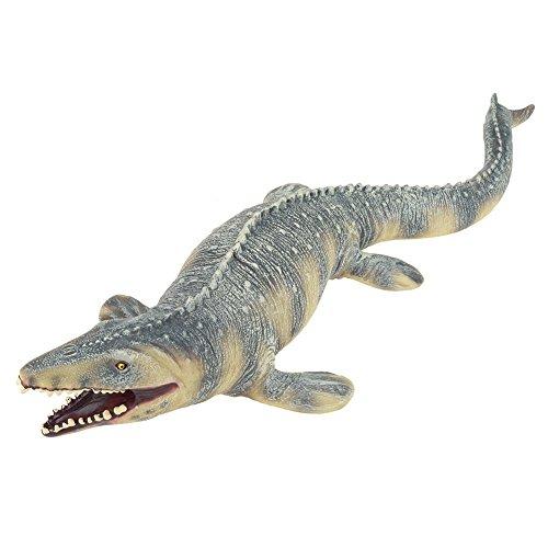 OKBY Dinosaur Toys - 45CM Realista Mosasaurus Dinosaur Animal Modelo Figura Niños Juguetes