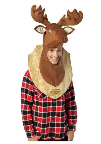 Chapeau trophée de chasse ''cerf'' - Taille Unique