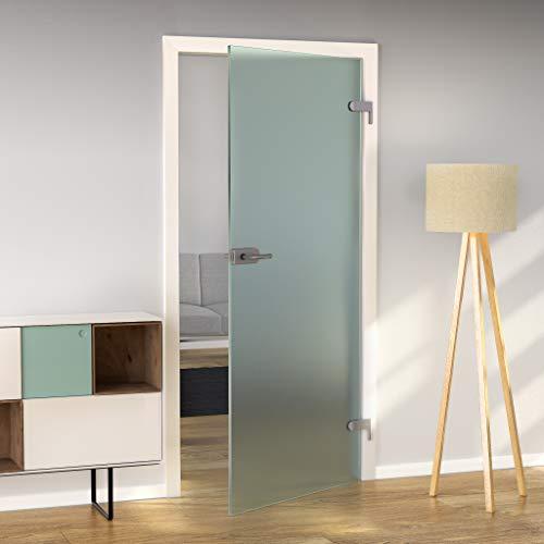 bijon® Glastür T3 | Studio/Studio | 834x1972mm | DIN Rechts