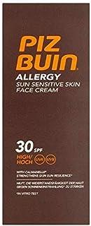 [Piz Buin] ピッツブーインアレルギー顔クリームSpf 30高40ミリリットル - Piz Buin Allergy Face Cream SPF 30 High 40ml [並行輸入品]