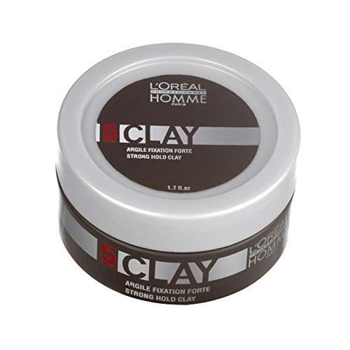 L'Oréal Professionnel - Crème Coiffante pour Cheveux Homme...