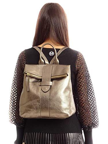 Morgan Visioli Fashion Sac à dos femme (platine)