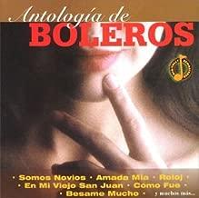 Antologia De Boleros