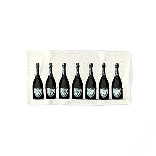 N/A Dom Perignon Champagne Badhanddoeken Katoen Handdoekenset Egyptisch Katoen Handdoek Set ultra absorberende Travel Sport 40x70cm Zeer absorberend 27.5 * 15.7in