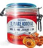 Sapone di Mare Naturale - Il Mare Addosso - Arabian Night - Note calde di nettare inebriante - Arancio e Cannella - 500 gr