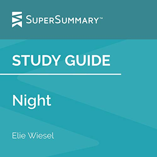 Study Guide: Night by Elie Wiesel (SuperSummary) cover art