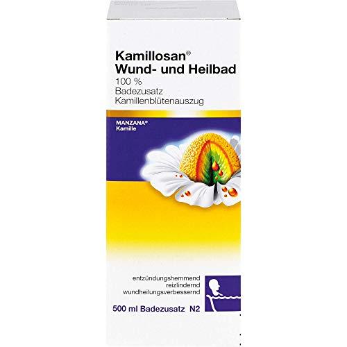 Kamillosan Wund- und Heilbad entzündungshemmend, 500 ml Badezusatz