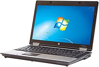 HP ProBook 6450b 14 Inch Business Laptop, Intel Core i5-520M 2.4GHz, 4G DDR3, 500G, DVD, WiFi,...