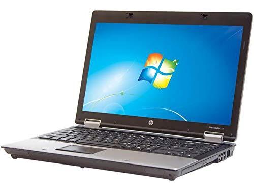 HP ProBook 6450b 14 Inch Business Laptop, Intel Core i5-520M 2.4GHz, 4G DDR3, 500G, DVD, WiFi, VGA, Display Port, Windows 10 Pro 64 Bit-Multi-Language Supports English/French/Spanish(Renewed)