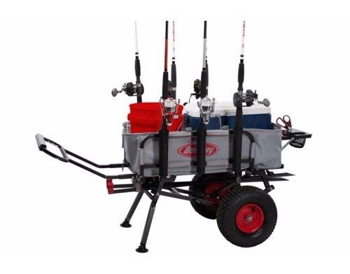 Berkley Collapsible, Wheeled Fishing Cart