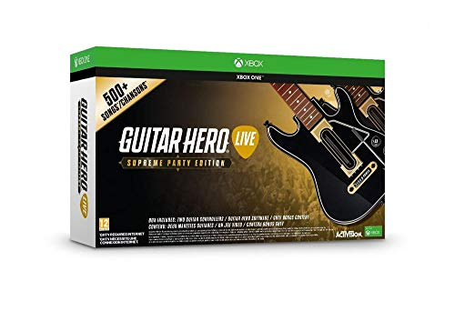 Guitar Hero Live - Supreme Party Edition (Xbox One)