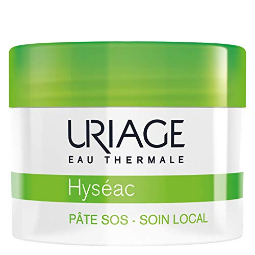 Uriage Hyseac SOS Paste - Local Skin-Care for spots 15g oily skin with blemishes Facial Care Gift