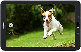 Samsung Galaxy 9.6-Inch 1.2 GHz Quad Core Processor, 1.5GHz Memory, 16GB SSD Touchscreen Tablet with MicroSD Card Slot, Bluetooth, Wifi, Dual Camera, GPS, Android 5.0 OS