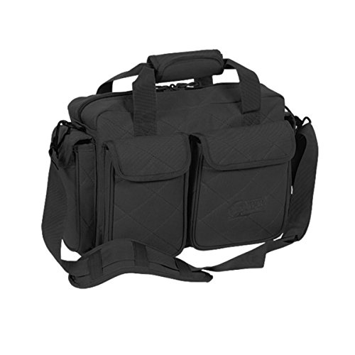 VooDoo Tactical 15-9650001000 Compact Scorpion Range Bag, Black