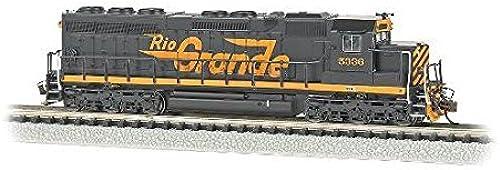 N SD45 w DCC & Sound Value, RGS  5336 by BachhomHommes Trains