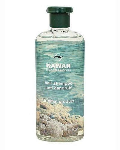 Dead Sea Minerals Anti-Dandruff Shampoo 400ml Made in Jordan / Shampoing antipelliculaire Minéraux de la Mer Morte, 400 ml, fabriqué en Jordanie
