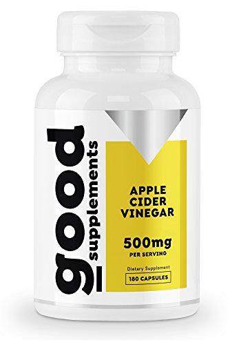 Apple Cider Vinegar Capsules Good for
