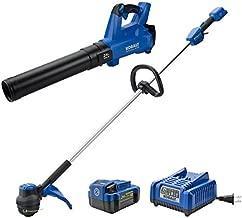Kobalt 24-Volt BL Leaf Blower and String Trimmer Combo Kit