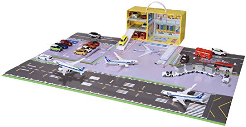 トミカ マップで広がる! トミカ空港