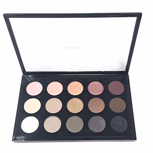 MAC Palette Eye Shadow x15 Cool Neutral