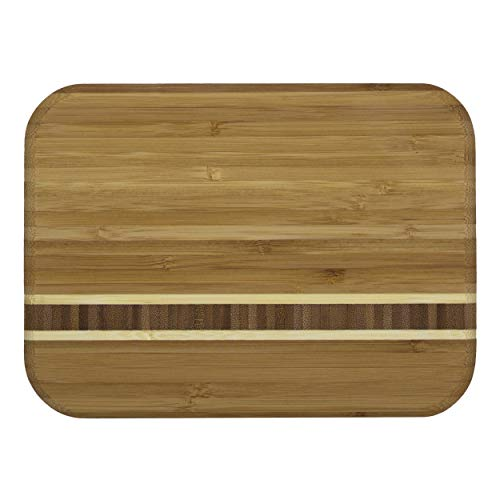 Totally Bamboo 20-1810 Cutting Board, Barbados 9 x 6.5-inch