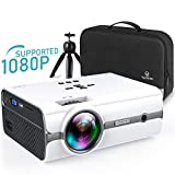 VANKYO Leisure 410 [2020 Upgrade] Mini Projector with TV Stick & 1080P Supported, Portable Projector with iOS/Android...