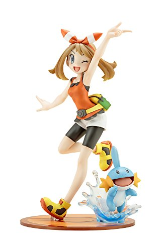 Pokemon May PVC Figure