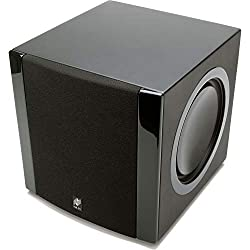 "small Active Subwoofer Niles 6.5 ""800 W, Black"