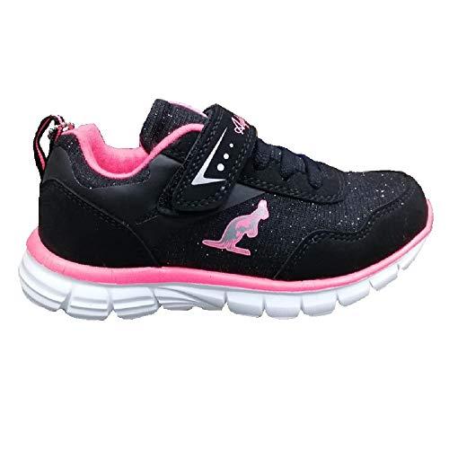 Australian Scarpe AU673 Black/Pink n°26